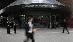 Zaměstnanci AIG vrátí polovinu prémií